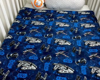 star wars baby quilt star wars crib quilt star wars spaceships quilt star