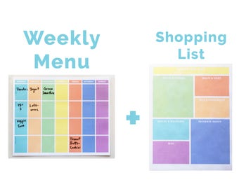 Printable Organization -