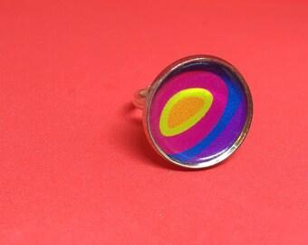 """Ring """"Circles"""""""