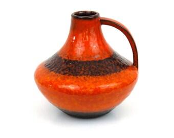 Orange Carstens Atelier Vase/Jug