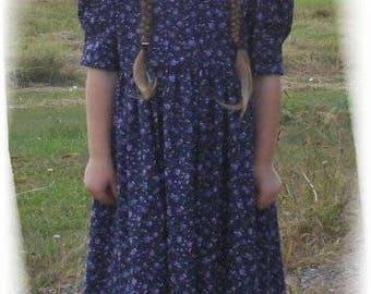 Custom Made Girls Ava's Dress