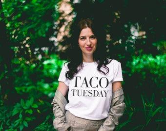 Taco tuesday shirt / Tacos tuesday shirt / Taco tuesday tshirt / Taco tuesday t-shirt / Taco tuesday shirts / Tacos shirt  / Taco shirt