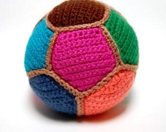 Soft Sensory Soccer Ball