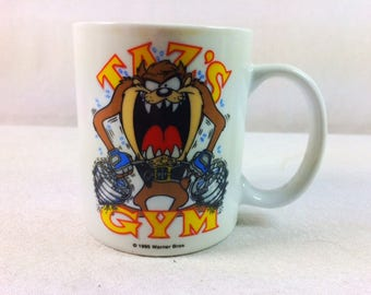 Taz Coffee Mug - Tasmanian Devil - Looney Tunes Mug