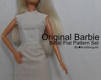 Barbie (Original) Basic Pattern Set