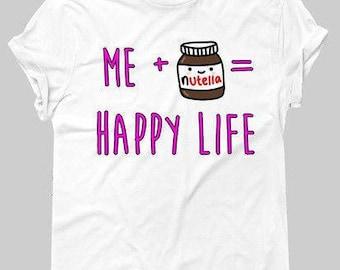 NUTELLA Happy Life ladies t-shirt