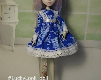 Monster doll Dress High Fashion