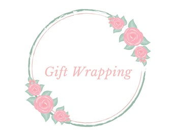 Gift Wrapping Service - Add on