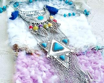 Ethnic Boho necklace