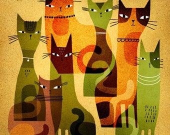 CAT HERD