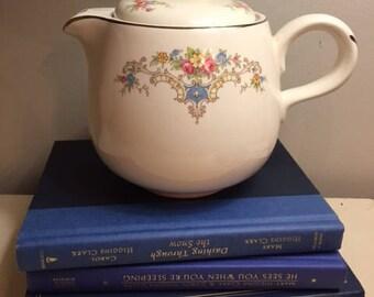Cottage Rose Tea Set-5 piece set