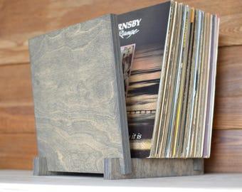 Vinyl Storage | Etsy