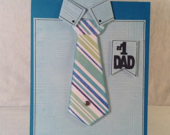 FATHER'S DAY Card  #1 DAD