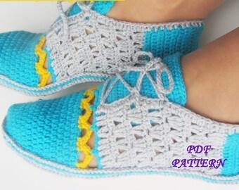 Crochet Slipper Pattern,Womens House Slippers,Slippers Pattern,Womens Slippers,Pattern,Crochet Patterns,Crochet Shoe Pattern,Crochet Slipper