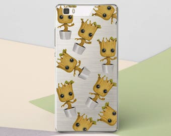 Groot LG G3 Case LG G2 Case Blackberry Z10 Case Google Nexus 5 Case Google Nexus 6 Case LG G3 Phone Case Lg G2 Phone Case Clear Cover CGCP27