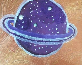 Galaxy Saturn