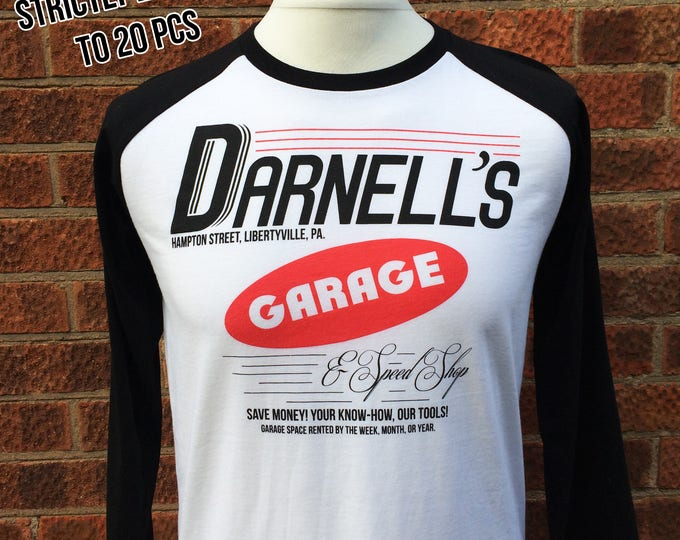 Featured listing image: Darnell's - inspired by the novel Christine by horror master Stephen King, this Nameless City Apparel shirt is strictly limited to 20 pieces