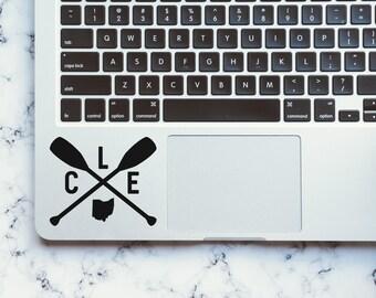 Ohio Decal Ohio Columbus Yeti Decal Laptop Decal - Custom vinyl decals cleveland ohio