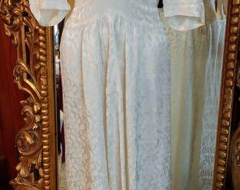Vintage 1940's Wedding Gown