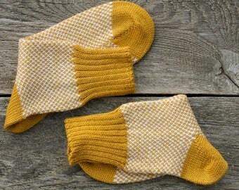 Alpaca wool socks alpaca socks 10 anniversary gift bridesmaid gift pajamas women socks bridesmaid pajamas socks hand knit socks nightgown