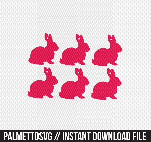 Easter bunny gift tags svg dxf jpeg png file stencil monogram easter bunny gift tags svg dxf jpeg png file stencil monogram frame silhouette cameo cricut clip art commercial use negle Image collections