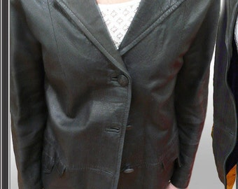 Vintage 70's leather jacket