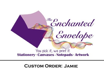 Custom Listing: Jamie, Business Cards, Business Card Printing, Custom Business Cards, Temporary Business Cards, Custom Design