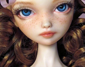 Angelica, A-series BJD head