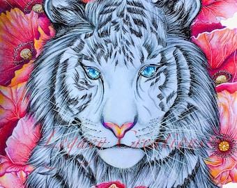 A Tiger Blossoms