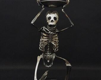 Kneeling Torch Bearer (Single Figure)