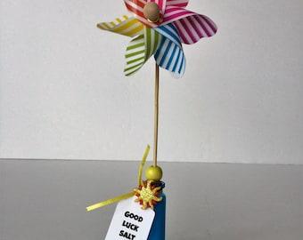 Good Luck. Good Luck Office Gift. New Job Gift. Job Promotion Gift. Congratulations. Congratulations Gift. Gift for Good Luck