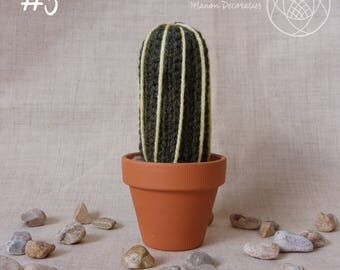 Cactus #5 (crochet)