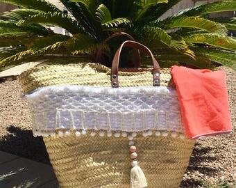 Great basket for summer.