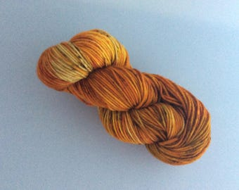 Rusted ....worsted weight yarn