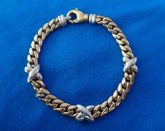 Gold bracelet for women very stylish in 9 carat gold