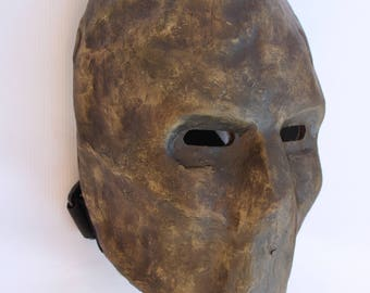 Death Race Frankenstein mask inspired