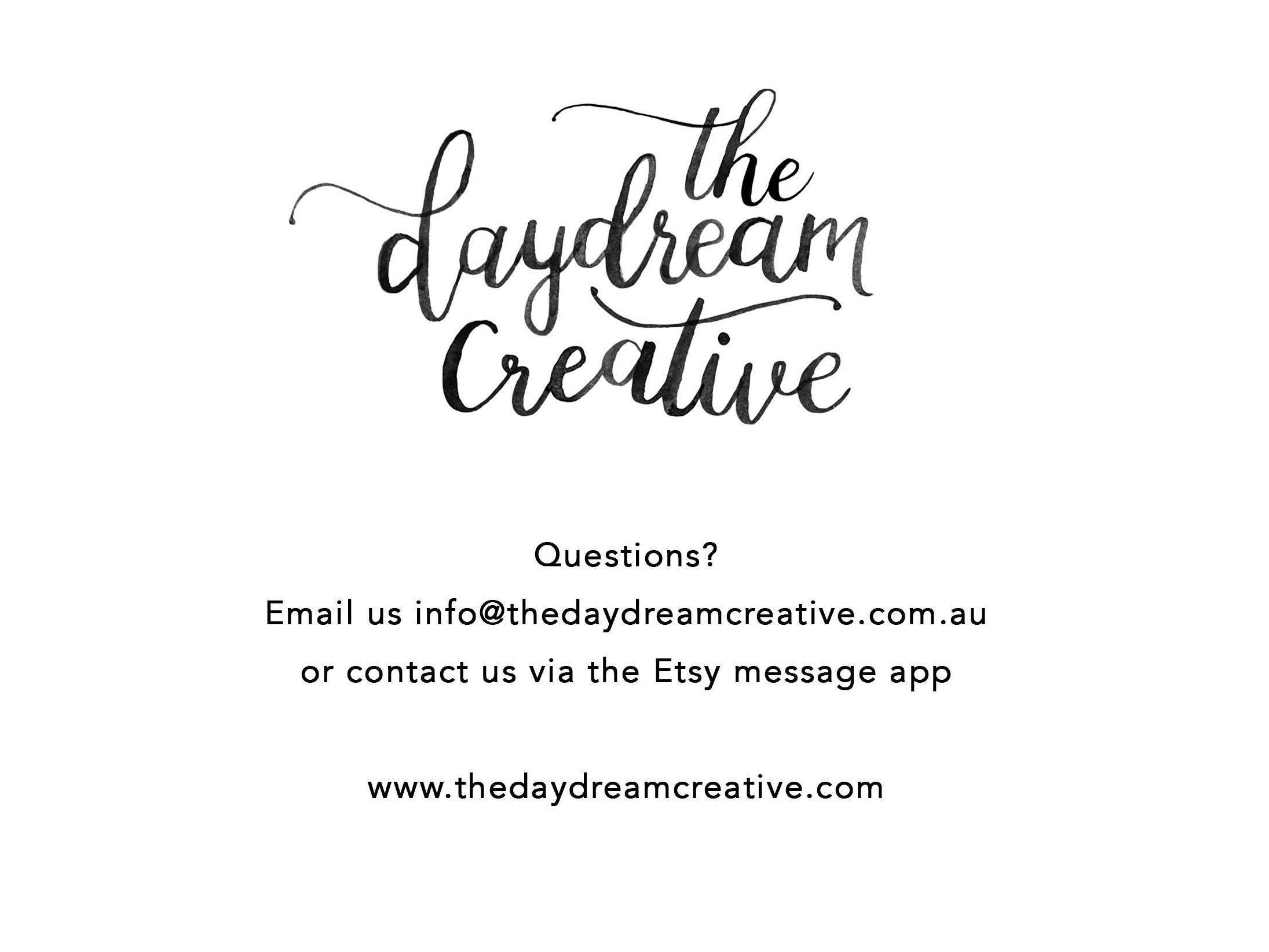 Australian Wedding Invitation / Native Flowers Wedding Invite ...