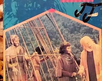 planet of the apes vhs//charlton heston//1968//sci fi fantasy//vintage movies