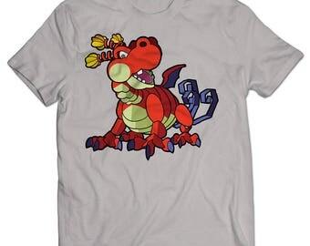 Paper Mario Hooktail T-shirt