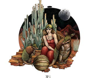 The Desert Witch: Limited Print
