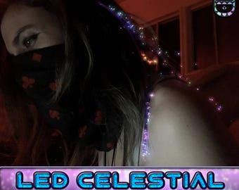 LED Celestial Hair Clip