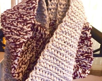 Infinity Scarf TwoTone