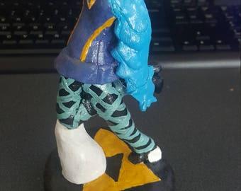 Legend of Zelda Skyward Sword Fii Statue
