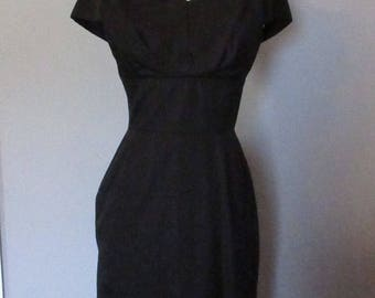 1950s Peck and Peck Wiggle Dress