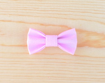 Light Pink Glitter Bow, Pink Glitter Bow, Glitter Baby Bow, Pink Baby Bow