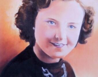 Oil portrait commissions