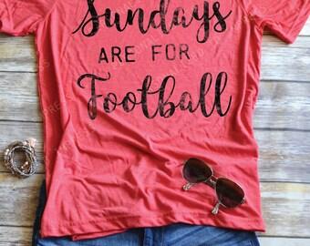 FALL Design t-shirt - Sundays are for Football