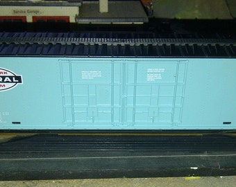 Ho Train Car 65' Box Car New York Central From IHC (Old Tyco Molds) new in box