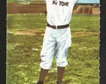 Vintage 1961 Golden Press Baseball #24 Christy Mathewson Nm Hof New York Giants