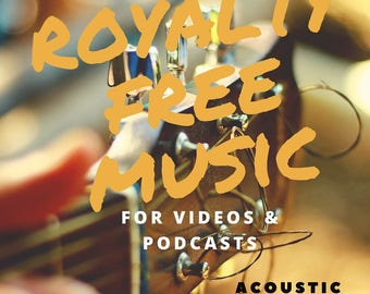 Royalty Free Music - Acoustic Rock Pack 1